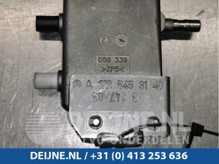 Antenne (diversen) - Mercedes SLK-Klasse 11-