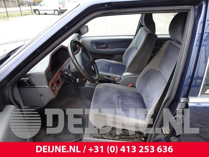 Bekleding Set (compleet) - Volvo 9-Serie