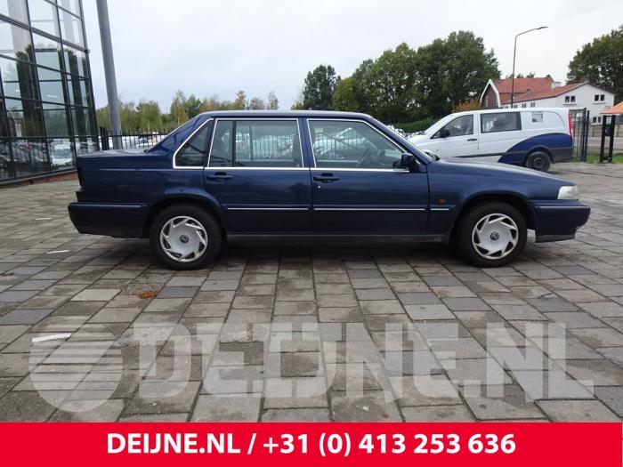 Extra Ruit 4Deurs rechts-achter - Volvo 9-Serie