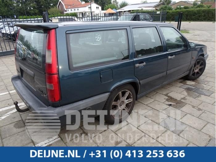 Trekhaak - Volvo 850