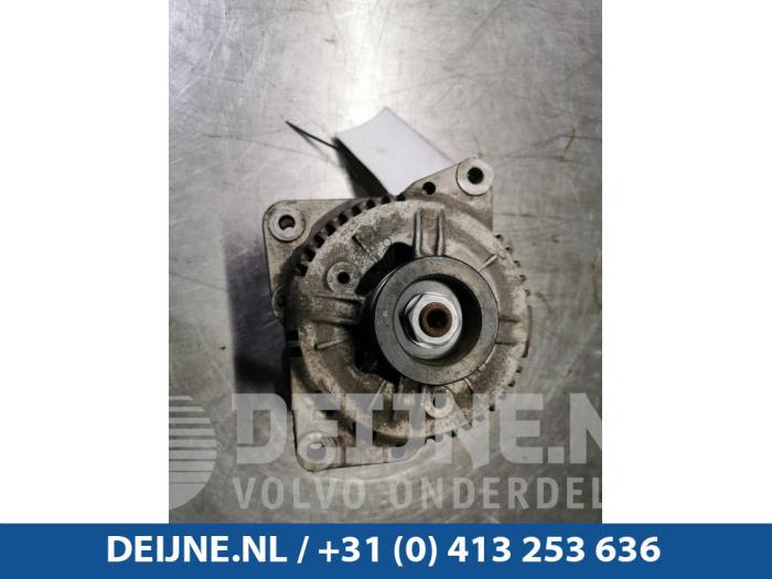 Dynamo - Volvo V70