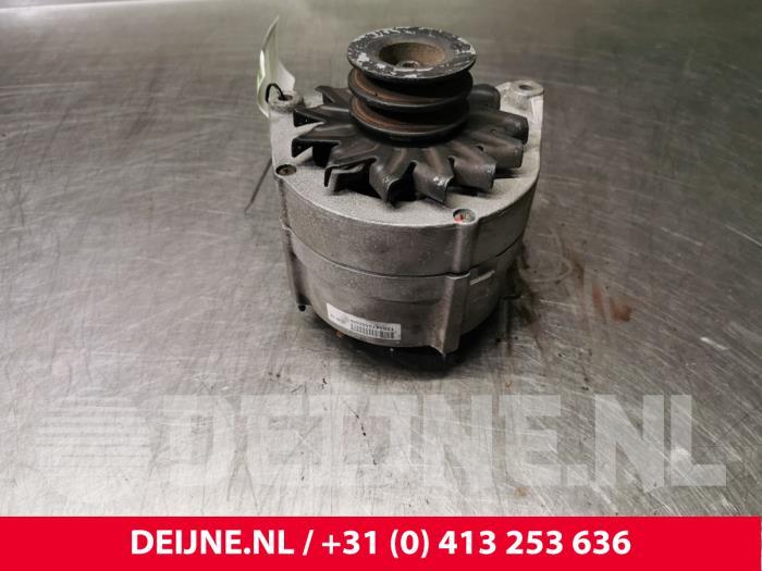 Dynamo - Volvo 7-Serie
