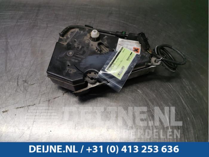 Additatief tank - Peugeot 3008