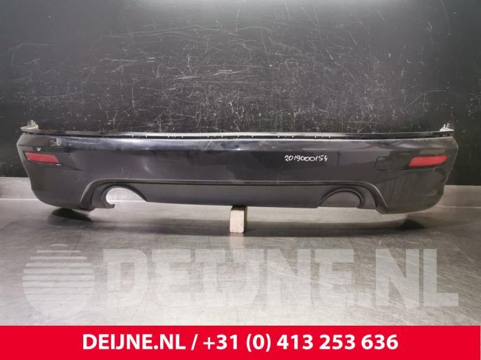 Diffuser achterbumper - Volvo C30