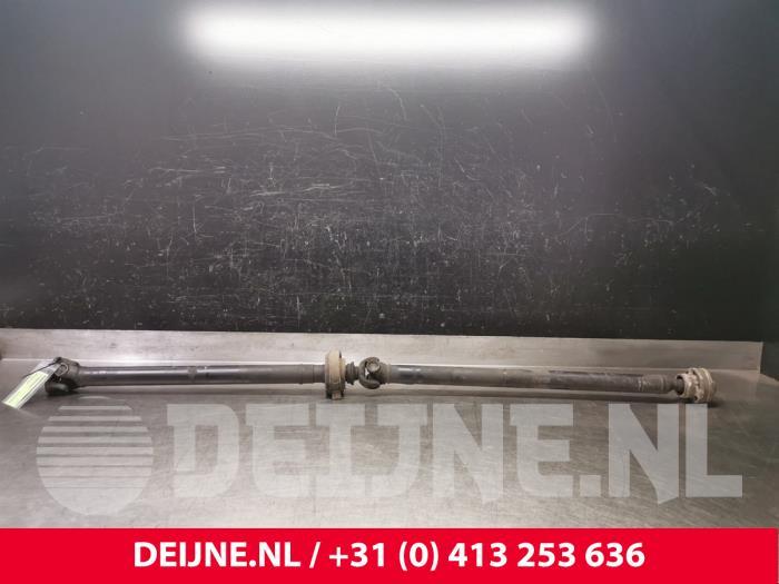 Tussenas - Volvo 9-Serie