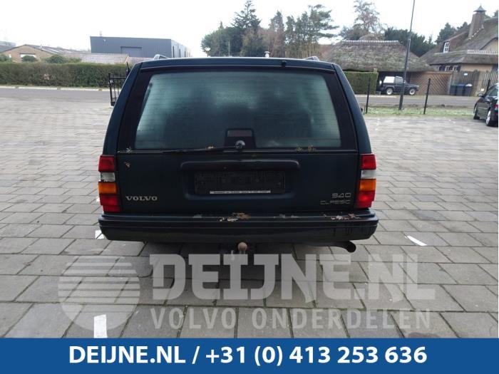 Achterbumper - Volvo 9-Serie