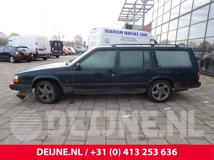 Dakrail set - Volvo 9-Serie