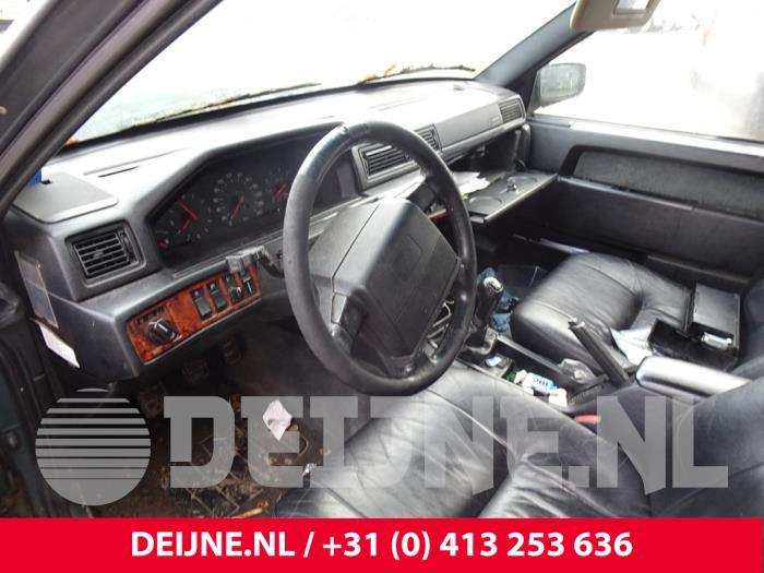 Kilometerteller KM - Volvo 9-Serie