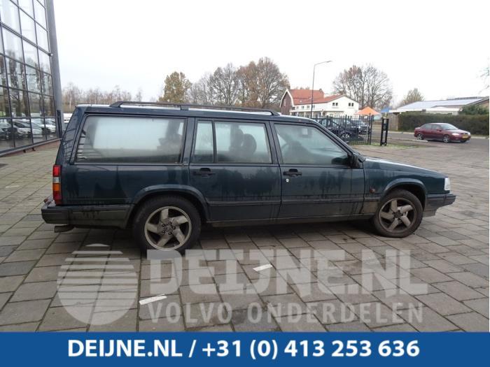 Portier 4Deurs rechts-voor - Volvo 9-Serie