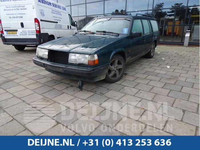Scherm links-voor - Volvo 9-Serie