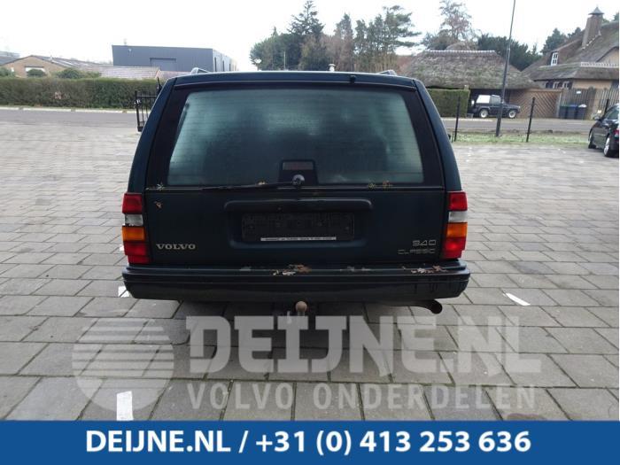 Trekhaak - Volvo 9-Serie