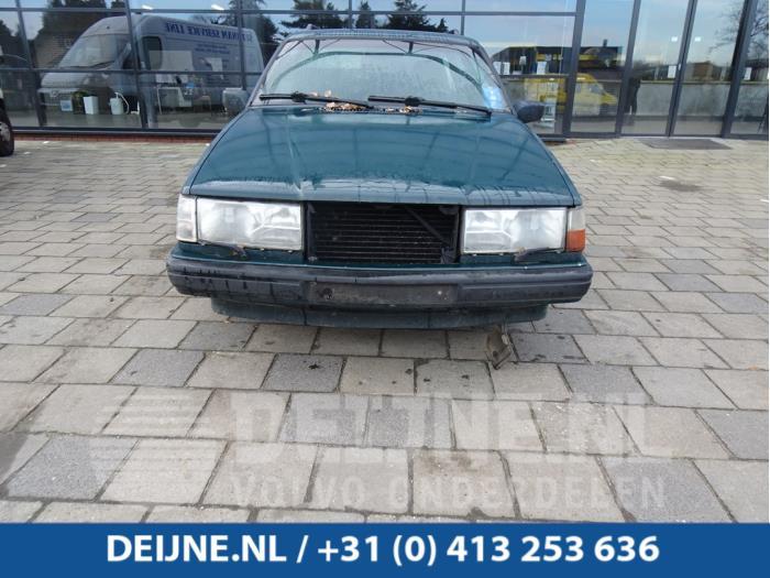 Voorbumper - Volvo 9-Serie