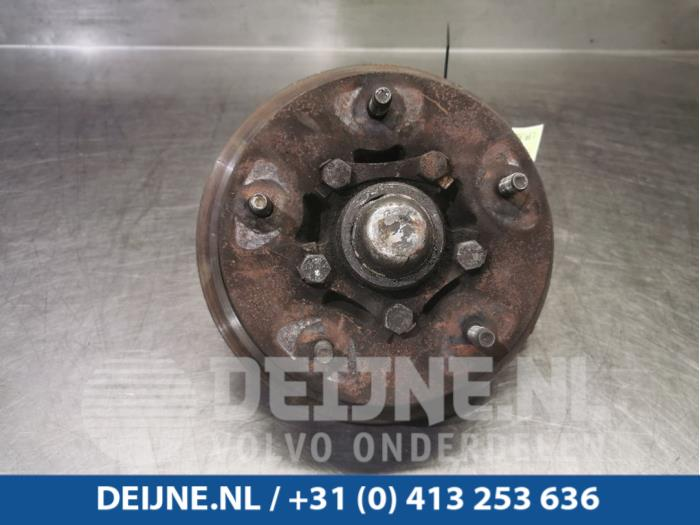 Fusee rechts-voor - Ford Transit