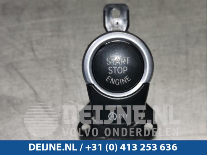 Start/Stop schakelaar - BMW 5-Serie