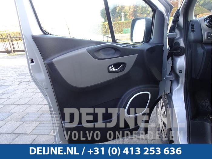 Portierbekleding 2Deurs links - Renault Trafic