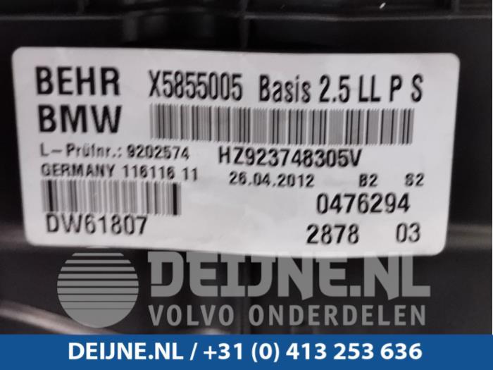 Kachelhuis - BMW 5-Serie