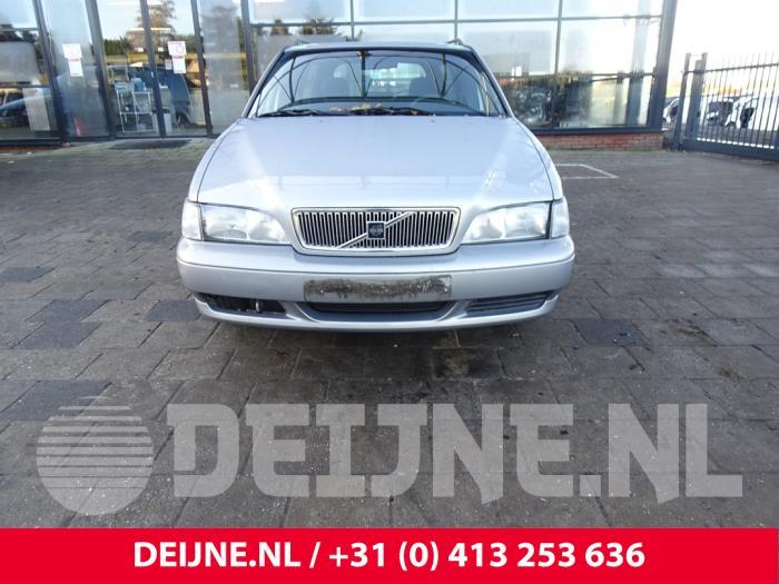 Voorbumper - Volvo V70