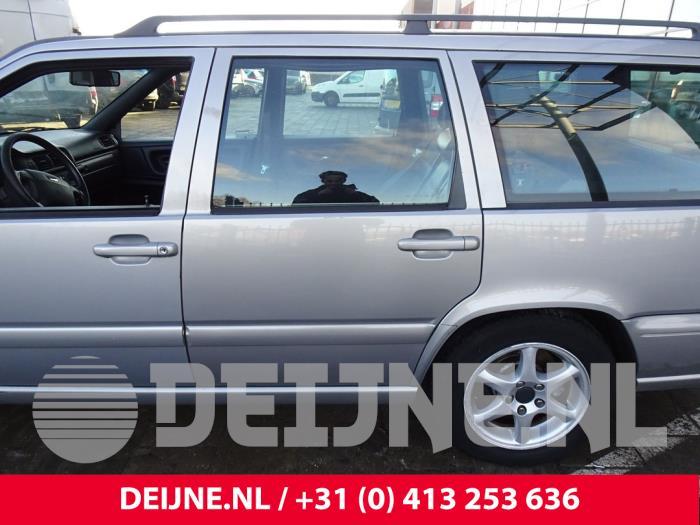 Portierruit 4Deurs links-achter - Volvo V70