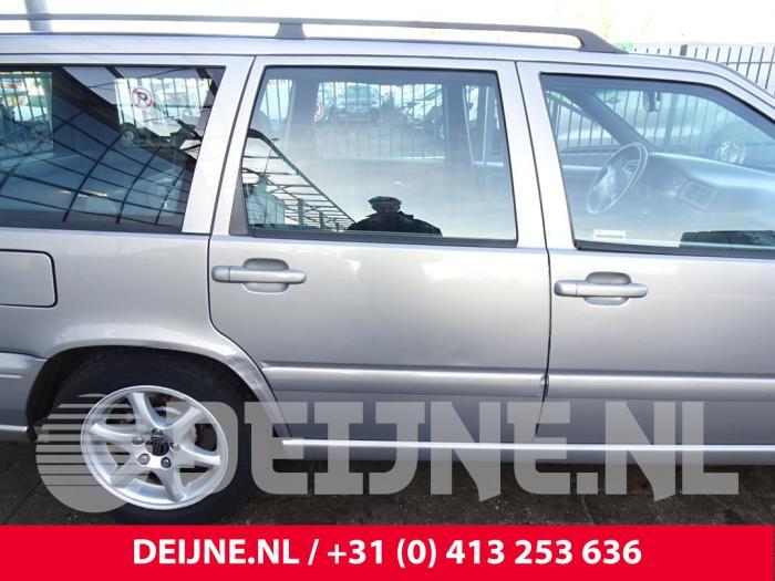 Portierruit 4Deurs rechts-achter - Volvo V70