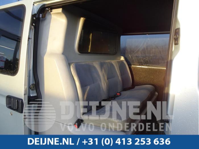 Dubbele cabine - Renault Master