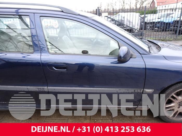 Portierruit 4Deurs rechts-voor - Volvo V70