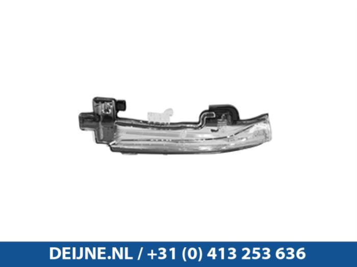 Knipperlicht spiegel links - Volvo V40