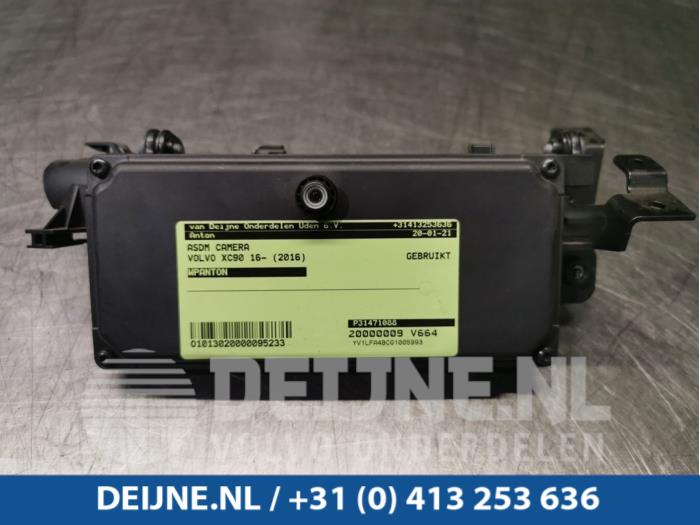 ASDM camera - Volvo XC90