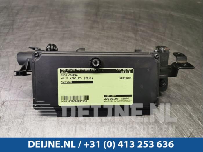 ASDM camera - Volvo XC60