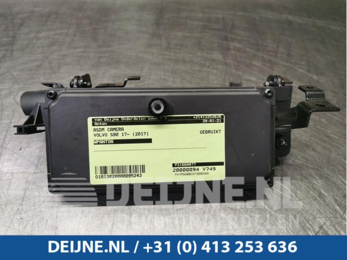 ASDM camera - Volvo S90