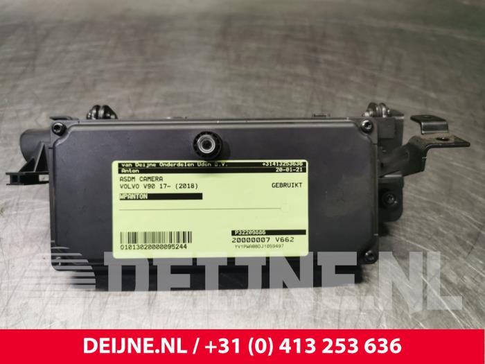 ASDM camera - Volvo V90