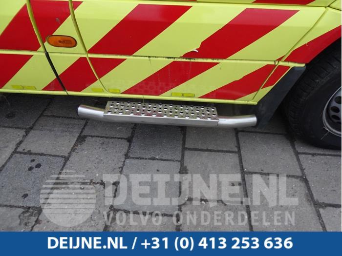 Sidebar - Mercedes Sprinter