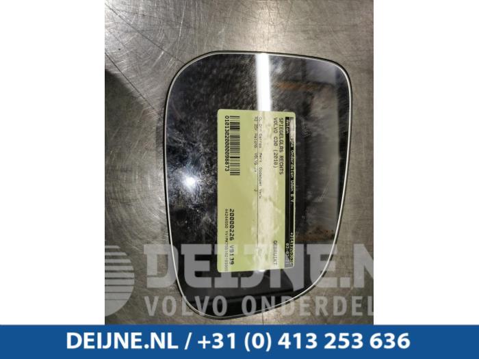Spiegelglas rechts - Volvo C30