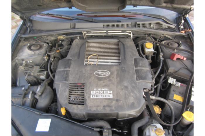Subaru Legacy (BL) 2.0 D 16V