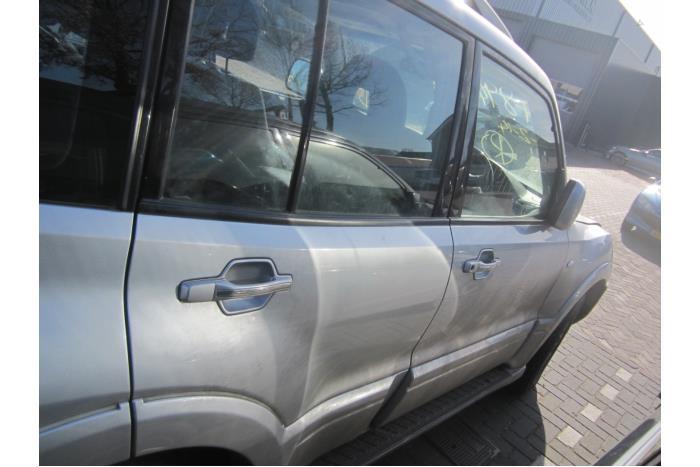 Mitsubishi Pajero/Shogun Canvas Top (V6/7) 3.5 V6 GDI 24V