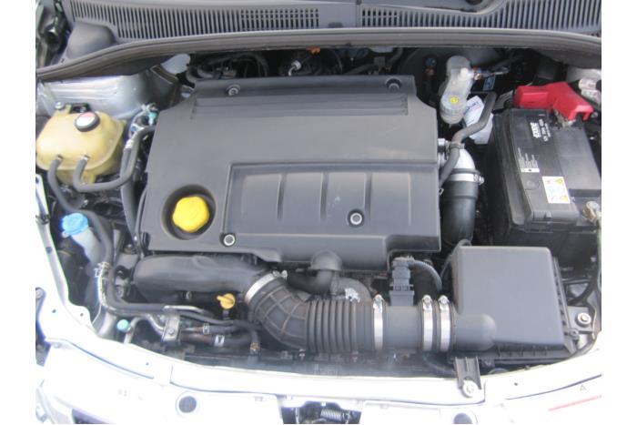 Suzuki SX4 (EY/GY) 1.9 DDiS