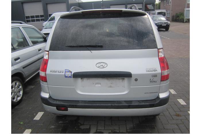 Hyundai Matrix 1.5 CRDi VGT 16V