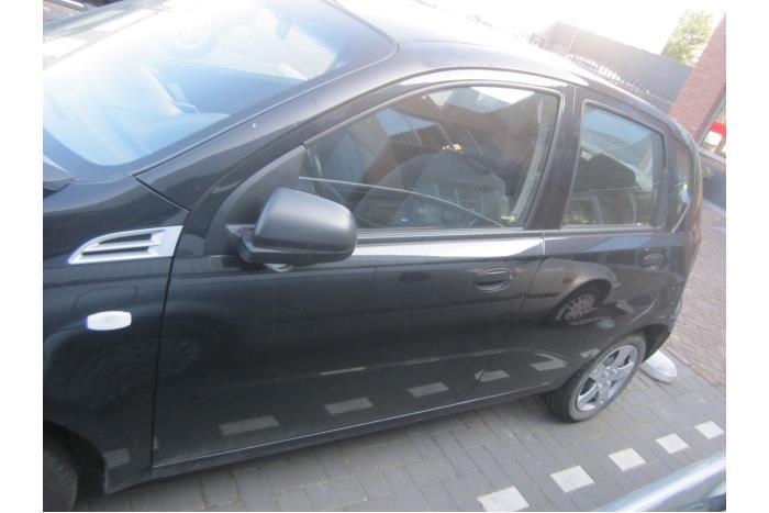 Chevrolet Aveo (250) 1.2 16V LPG