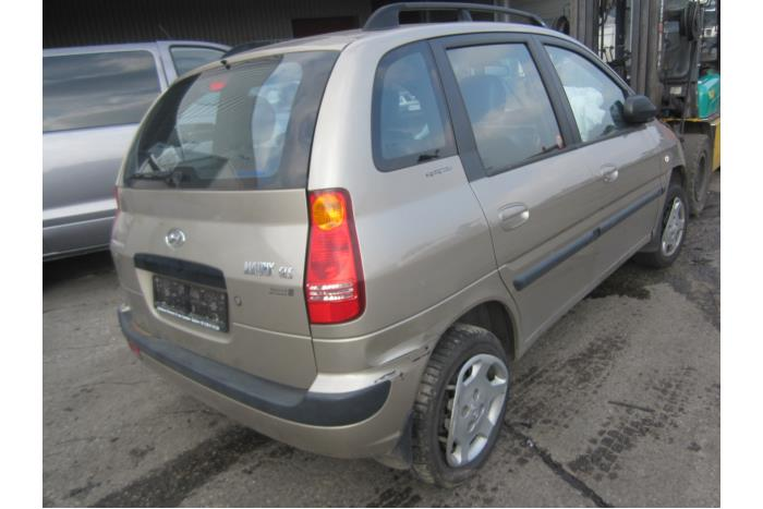 Hyundai Matrix 1.8 16V