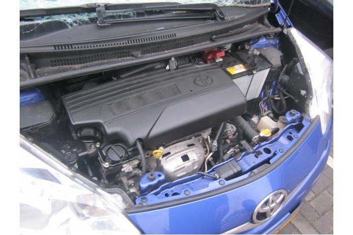Toyota Verso S 1.33 16V Dual VVT-I