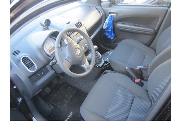 Suzuki Splash 1.2 VVT 16V