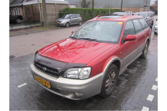 Subaru Legacy Wagon (BH) 2.5 16V