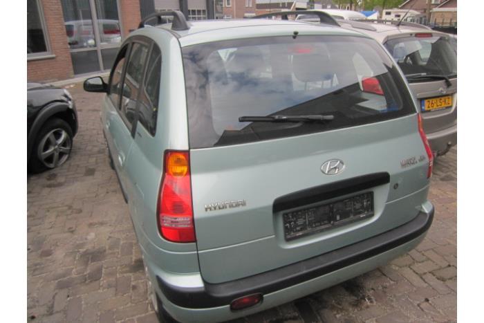 Hyundai Matrix 1.5 CRDi 16V