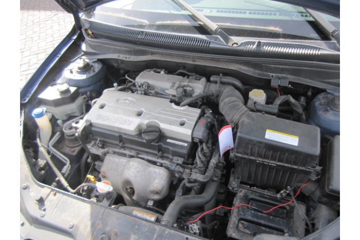 Hyundai Accent 1.4i 16V