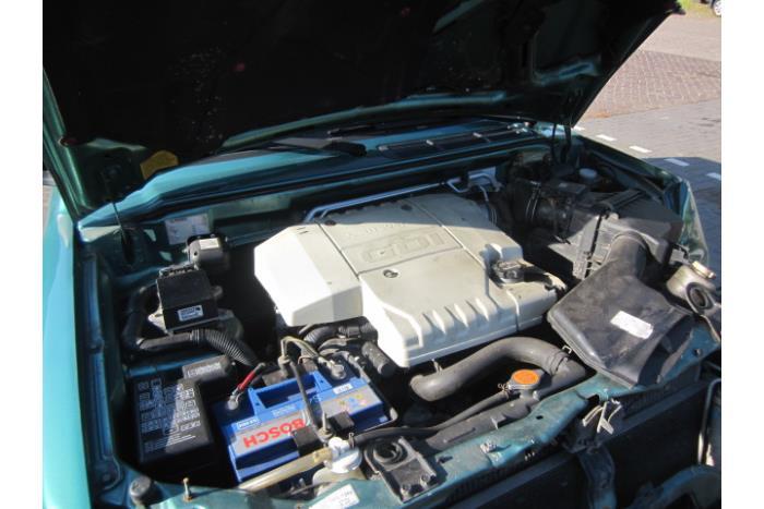Mitsubishi Pajero Pinin/Shogun Pinin (H6/H7) 1.8 GDI 16V