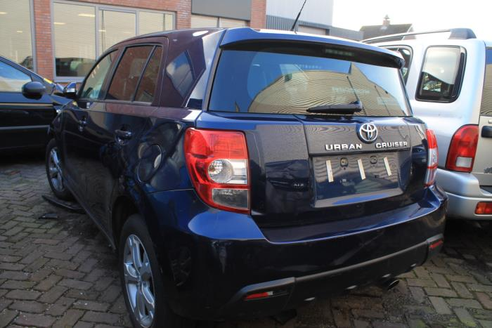 Toyota Urban Cruiser 1.33 Dual VVT-I 16V 2WD