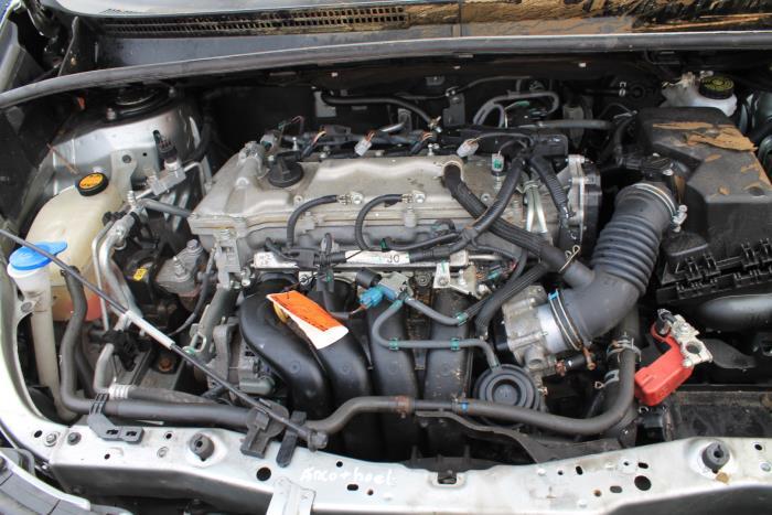 Toyota Verso 1.8 16V VVT-i