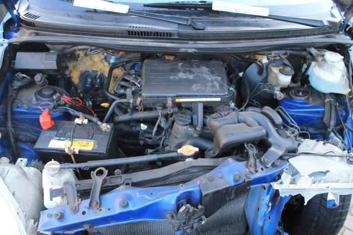 Daihatsu Terios (J2) 1.5 16V DVVT 4x4 Euro 4