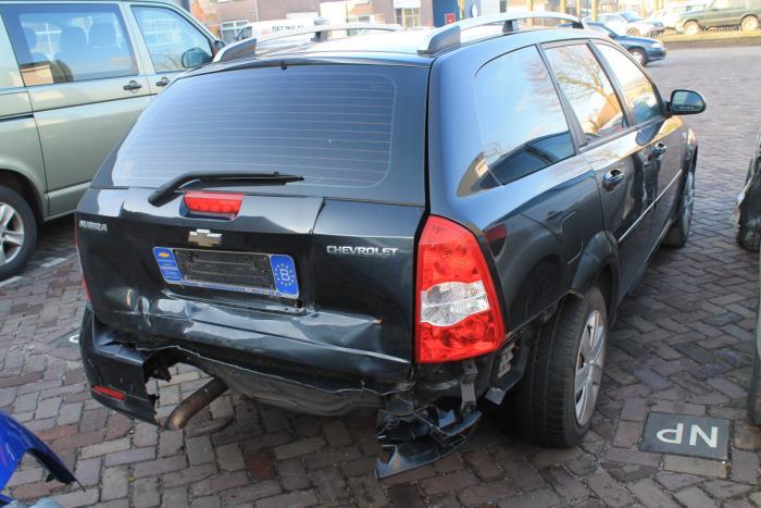 Chevrolet Nubira Wagon (J100/150/200) 2.0 TCDI 16V