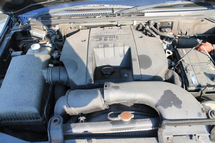Mitsubishi Pajero/Shogun Canvas Top (V6/7) 3.2 DI-D 16V