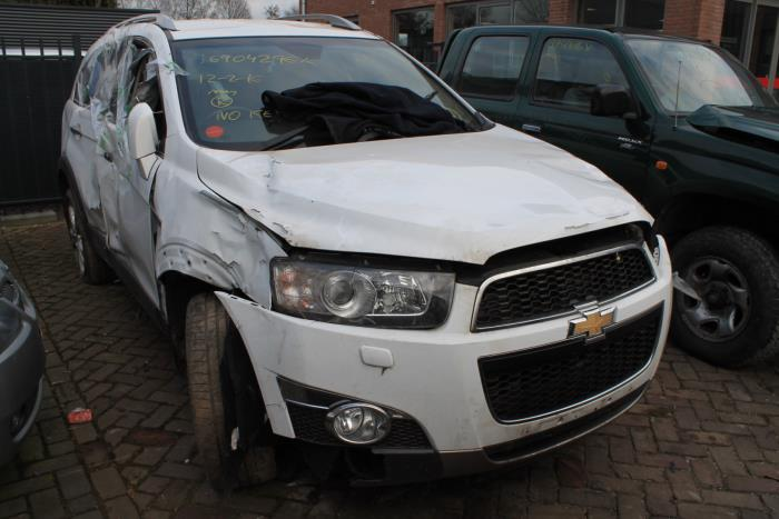 Chevrolet Captiva (C140) 2.2 D 16V 4x4